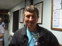 Singles Winner - Dafydd Phillips