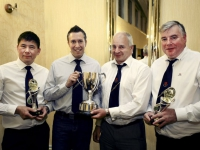 Division 1 Winners