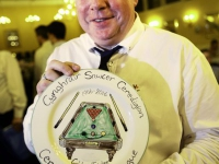 Gareth with Plate