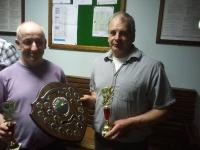 Doubles Winners - Barry Brown & Gwynant Ellis