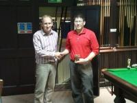 Over 40\'s R/U - Tony Wong (Aberystwyth)